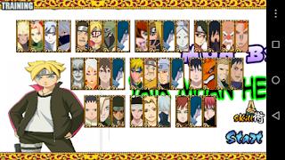 Game Naruto Senki Boruto Mod Apk Unlimited Money Terbaru From Myanmar