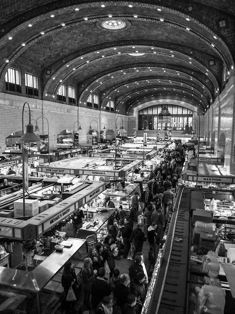 Reels West Side Market Cleveland