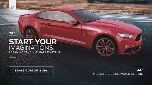 2015 Mustang Customizer