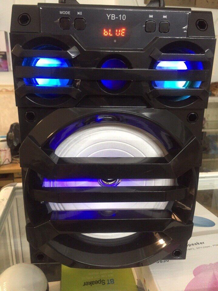 250k - Loa bluetooth YB-10 giá sỉ và lẻ rẻ nhất