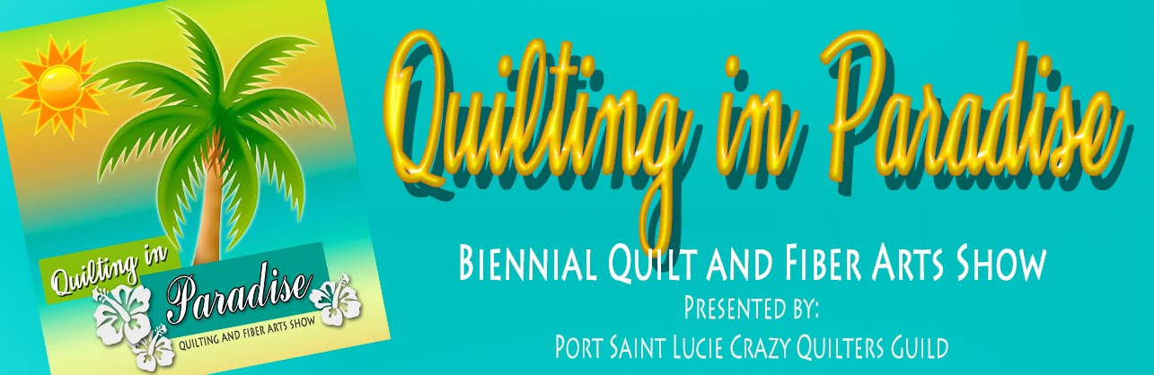 PSLCQ - Quilting in Paradise