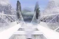 Korkunç Cam Köprü Korkutan Köprü
