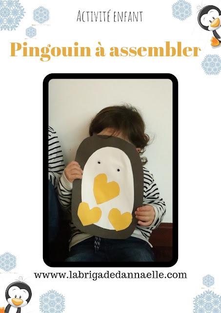 pingouin a assembler