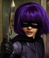 Hit Girl - Kick Ass