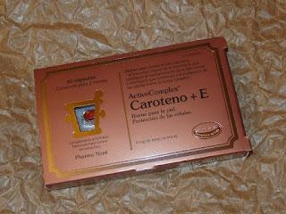 Active Complex Caroteno + E Pharma Nord