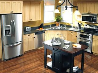 Встроенная кухня: покупка и обустройство