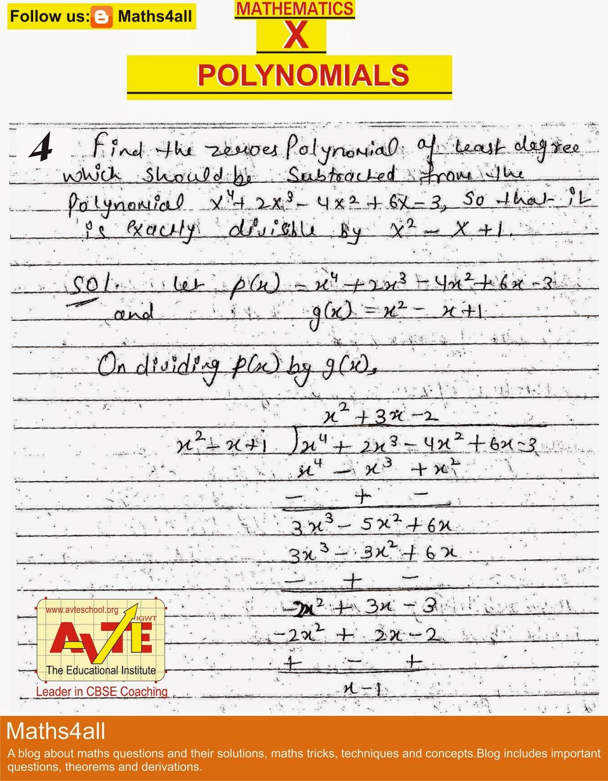 Hots Questions For Class 4 Maths