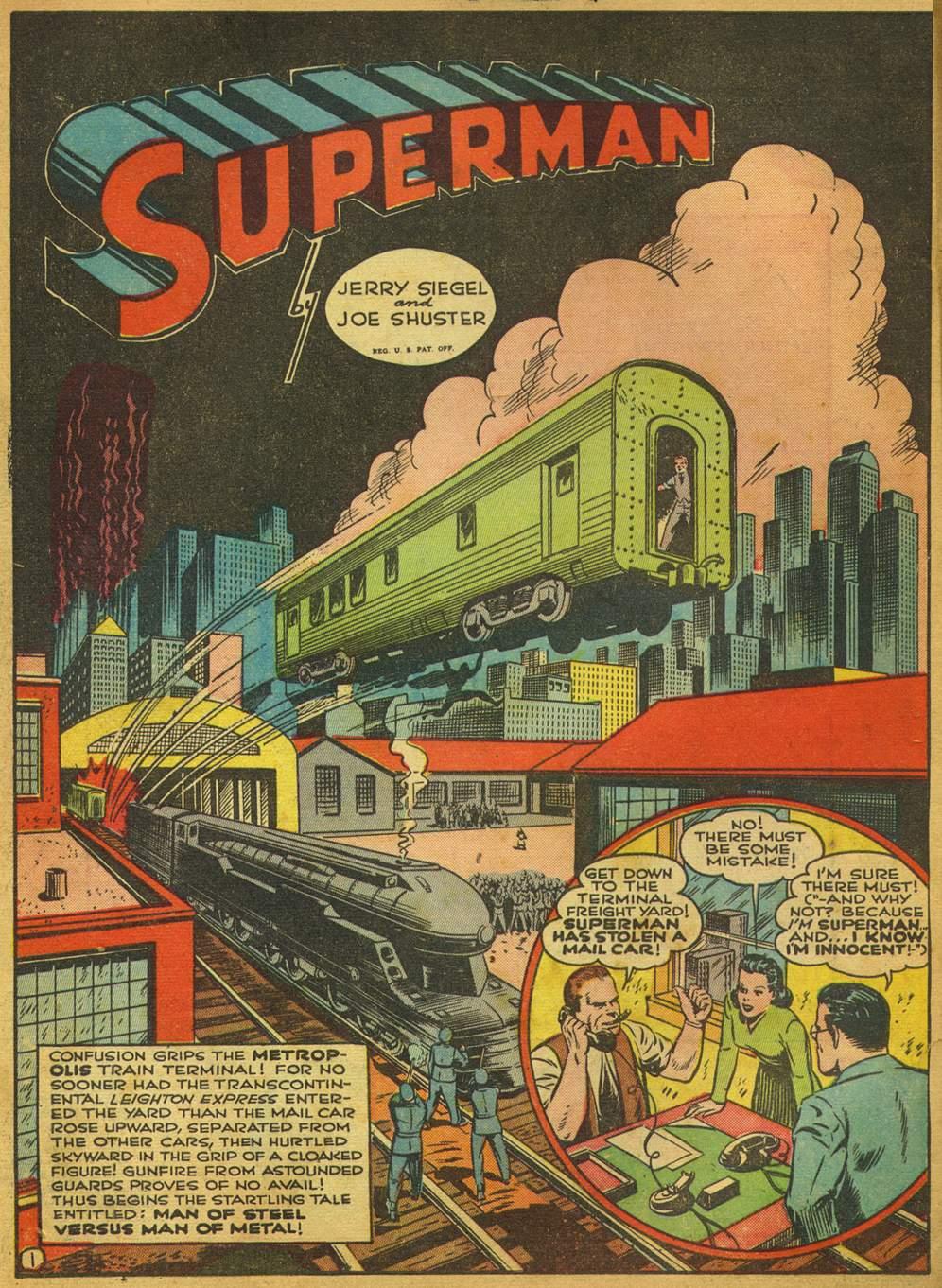 Read online World's Finest Comics comic -  Issue #6 - 4