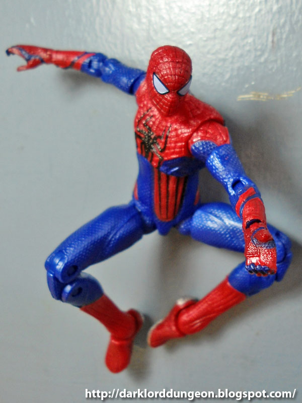 GeekMatic!: Ultra-Poseable Spider-Man (Movie Series)