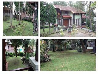 Sewa villa murah lembang untuk keluarga