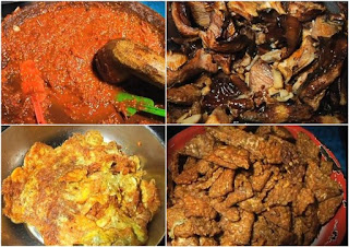 Kuliner Indonesia - Sego Sambel Mak Yeye Surabaya