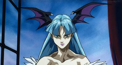 جميع حلقات انمي Night Warriors: Darkstalkers 'Revenge مترجم عدة روابط
