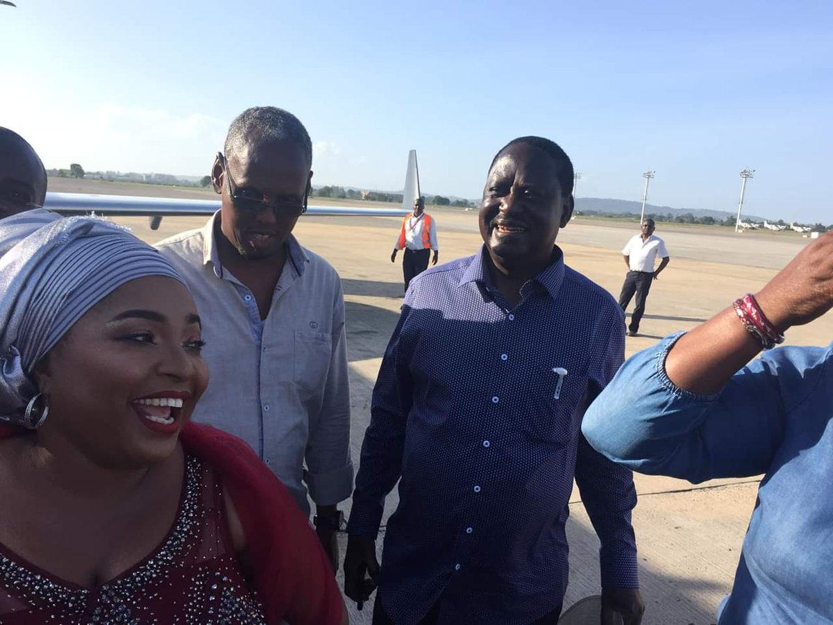 Is Raila Meeting With Uhuru For A Cabinet Reshuffle?