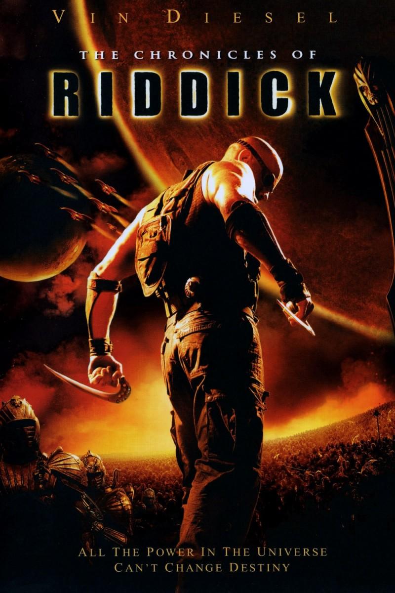 Riddick Filme Liste