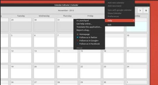 Como instalar o Google Calendar Indicator no Ubuntu, Linux Mint!