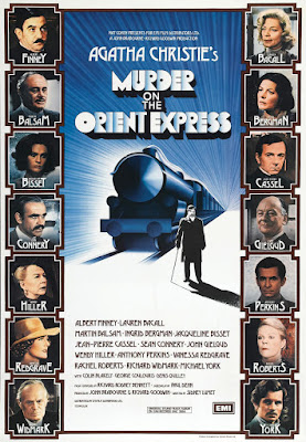 Murder on the Orient Express 1974 DVD R1 Sub