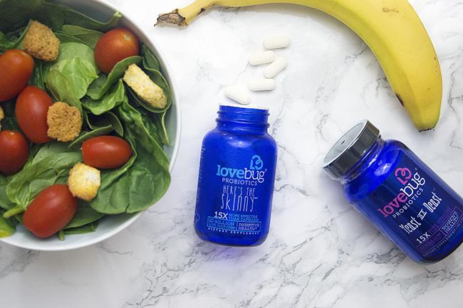 LoveBug Probiotics available at Target for digestive health