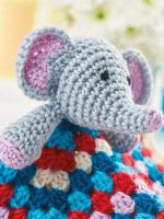 http://www.topcrochetpatterns.com/free-crochet-patterns/baby-elephant-blanket