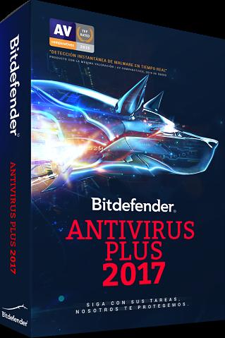 BitDefender AntiVirus Plus 2017 – análisis y opiniones