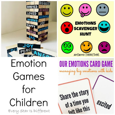 Emotion Games for Children