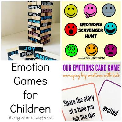 Emotion Games for Children