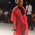 Di'Ja is pregnant again with her second child,debuts baby bump at LFDW