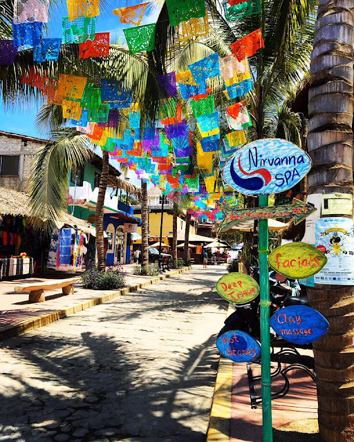 Vacation All I Ever Wanted: Sayulita, Mexico