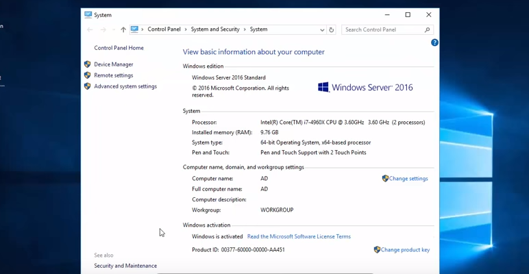 get cheap and discount Microsoft windows server 2016 product key