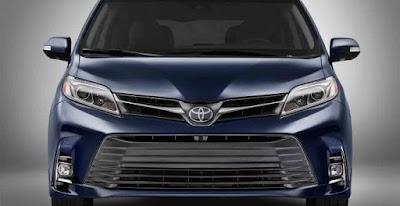 2020 Toyota Sienna Revue, les changements et les rumeurs de prix