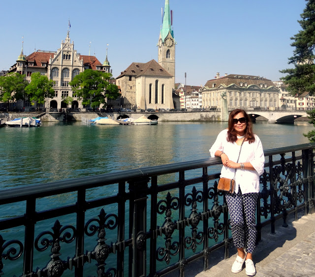 Dutched Pinay Travels Zurich