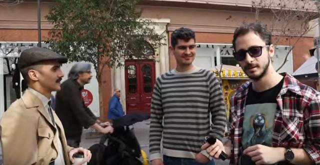Το Survivor είναι στημένο; Τι λένε οι περαστικοί (Βίντεο)