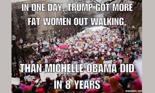 Fat Marchers Meme