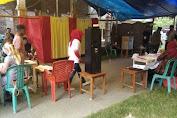 Sekda Selayar Nyoblos di TPS Adituka Benteng