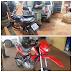Motos roubadas são recuperadas na cidade de N.Senhora de Nazaré