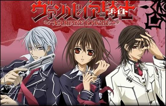Học Viện Ma Cà Rồng Phần 2 - Vampire Knight Guilty VietSub  (2014)