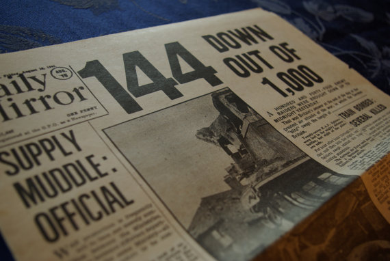 16 August 1940 worldwartwo.filminspector.com Daily Mirror
