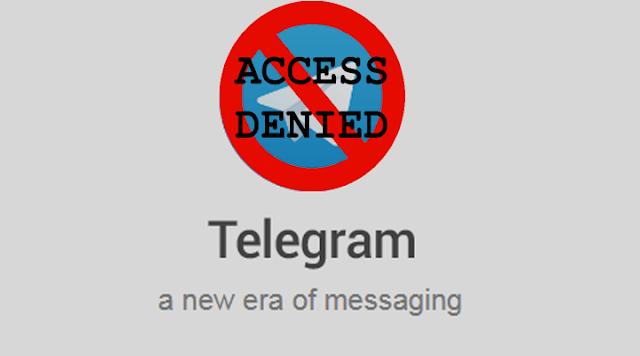 Membahayakan Keamanan Negara Indonesia Telegram diblokir Karena Banyak Memuat Konten Radikalisme Terrorisme