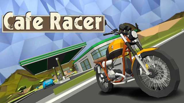 Cafe Racer v1.00 Apk Mod [Dinero]