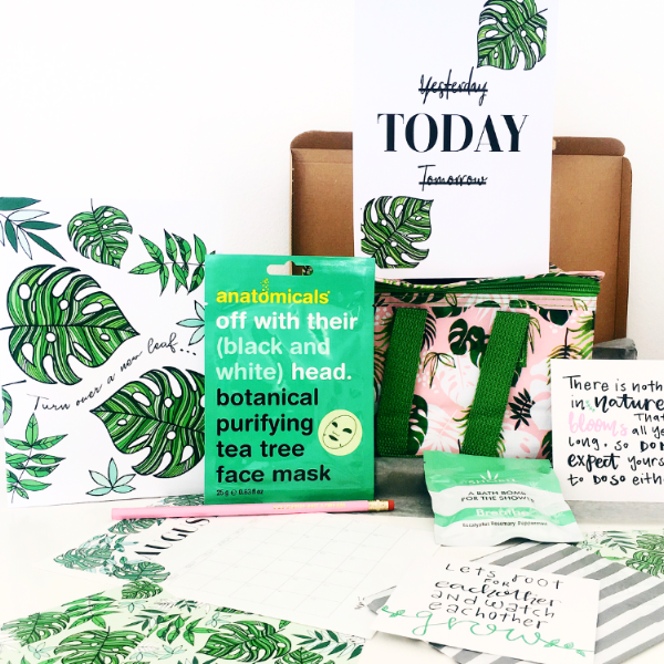 August TreatBox Subscription Box