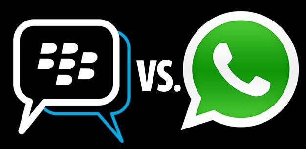 BBM vs WhatsApp Mana Yang Lebih Baik