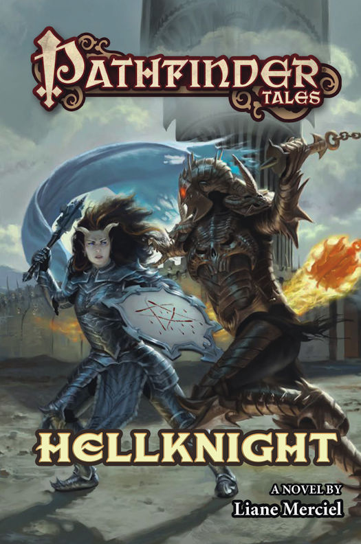 Review: Hellknight by Liane Merciel