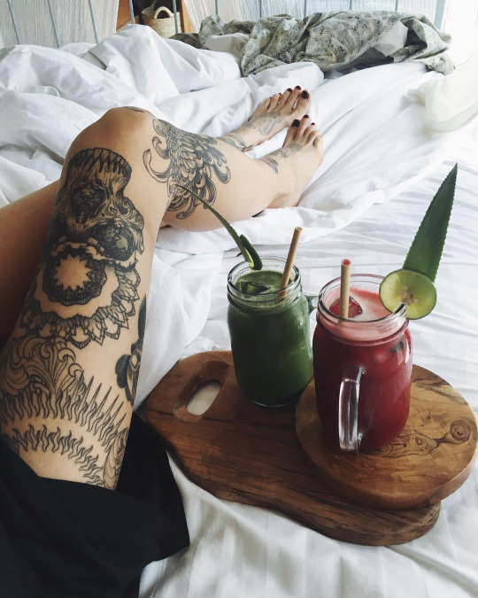 44 Hottest Girl Tattoos