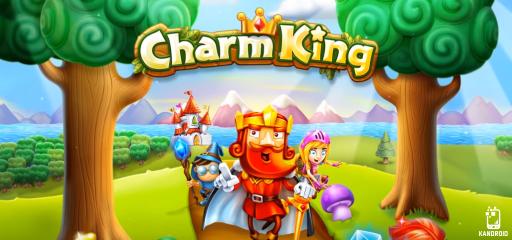 Charm King Apk MOD v2.37.0 [Lives/Vidas-Gold/Ouro]