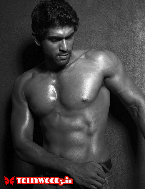 Rana Daggubati six pack body