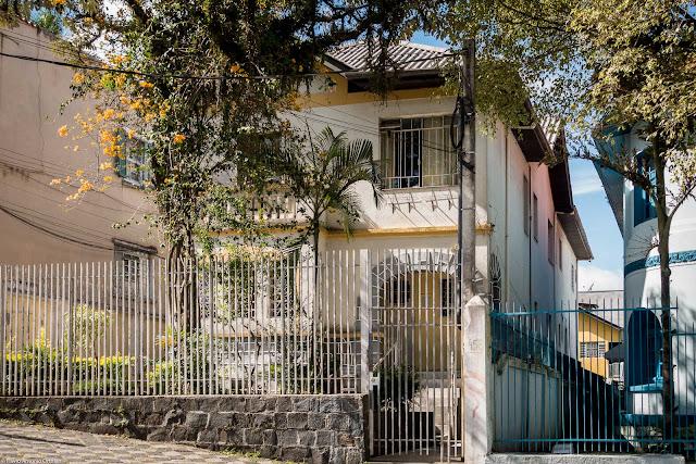 Casa na Rua Desembargador Ermelino de Leão