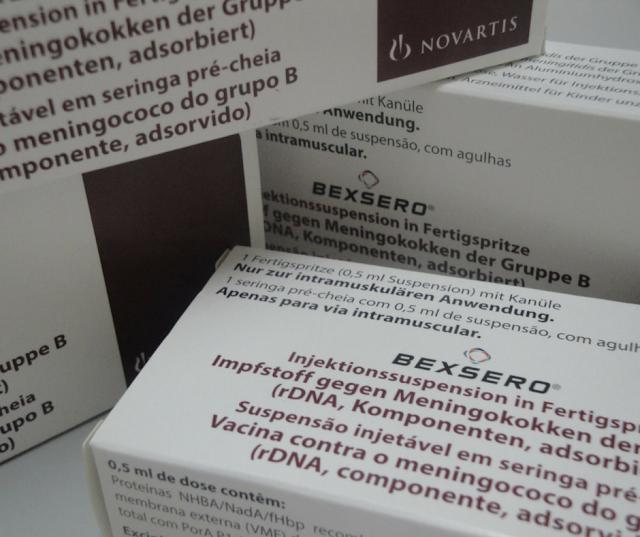 Vacina da meningite B, bexsero®