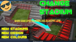 How Do I Upgrade Dream League soccer 2018 (DLS 18) and Dream League soccer 2017 (DLS 17) Stadium On Android/IOS For Free