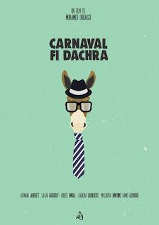 Carnaval Fi Dechra - Poster film algérien