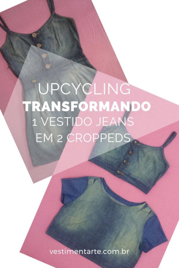 Upcycling na Moda: transformando roupas velhas em novas III