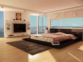 Decoración dormitorio soltero